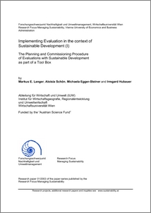 the implementation of sustainable development essay The world bank and sustainable development: legal essays collects works from the past ten years by david freestone, former deputy general counsel and senior adviser.